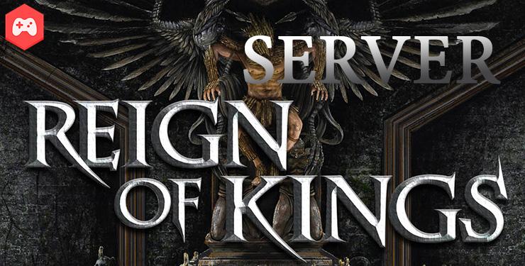 Reign of Kings как создать свой сервер